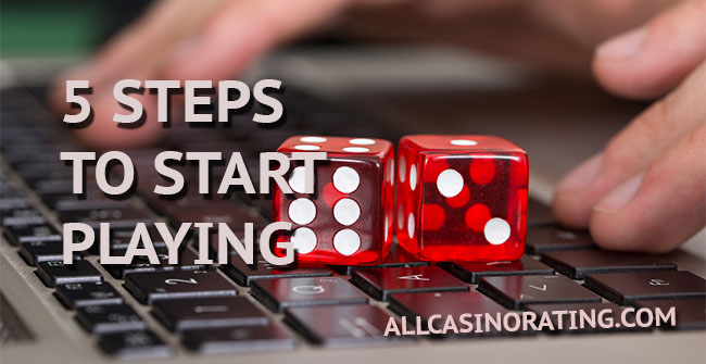 how to start playing casino games