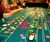 craps - popular casino game