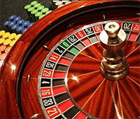 popular casino games - roulette