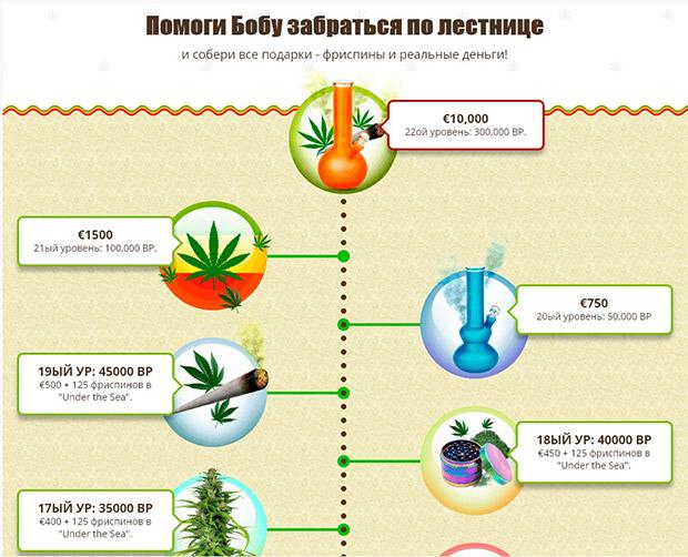 BobCasino-Bonus policy