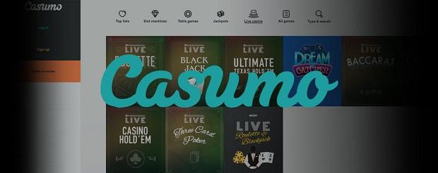 Casumo Casinо-live casino