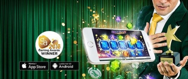 Mr Green Casino-mobile app