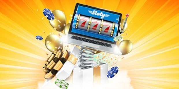 Sloty Casino-online version