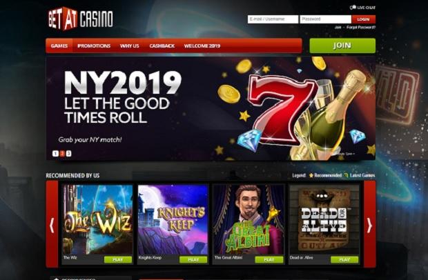 Betat Casino-online version games