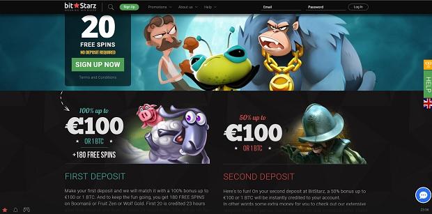 BitStarz-deposit bonus