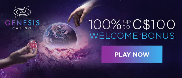 Genesis Casino-deposit bonus