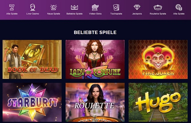 Genesis Casino-online version
