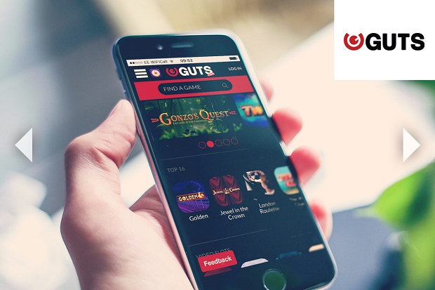 Guts Casino-mobile app