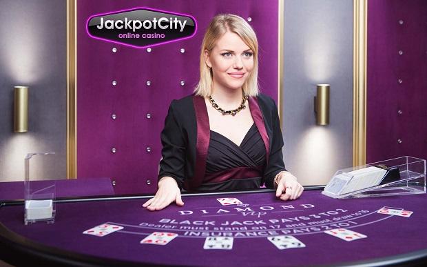 JackpotCity Casino-live dealer