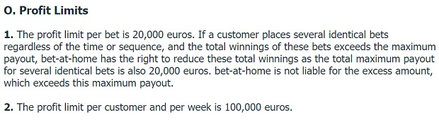Bet-at-Home-winnings-limits