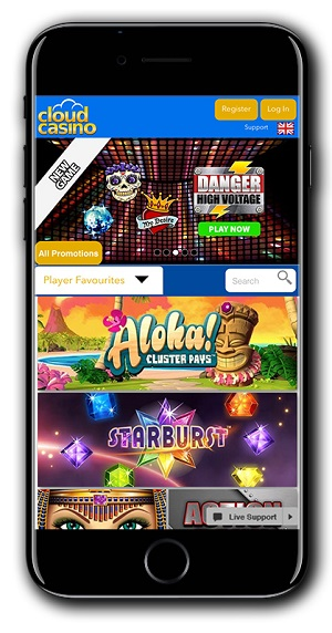 Cloud Casino-mobile-app