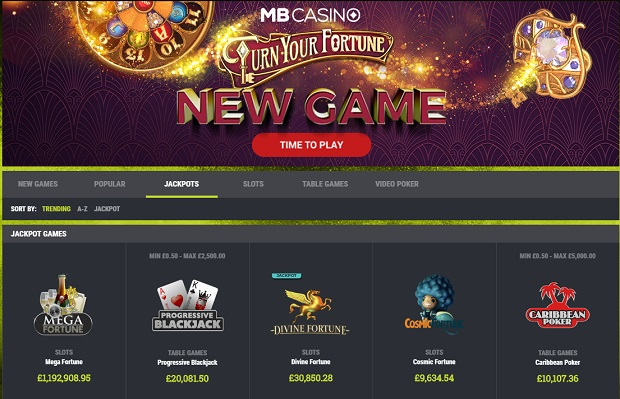 Matcbook Casino-Tournaments