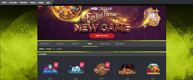 Matcbook casino-online version