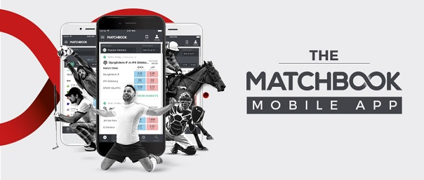 Matchbook Casino-mobile app