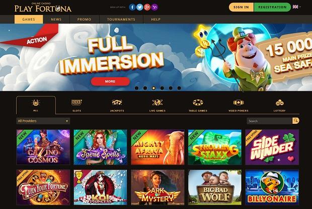 Play Fortuna-online-version-games