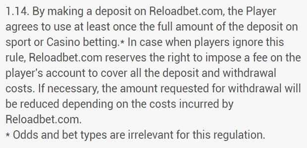 ReloadBet-fee-withdrawal
