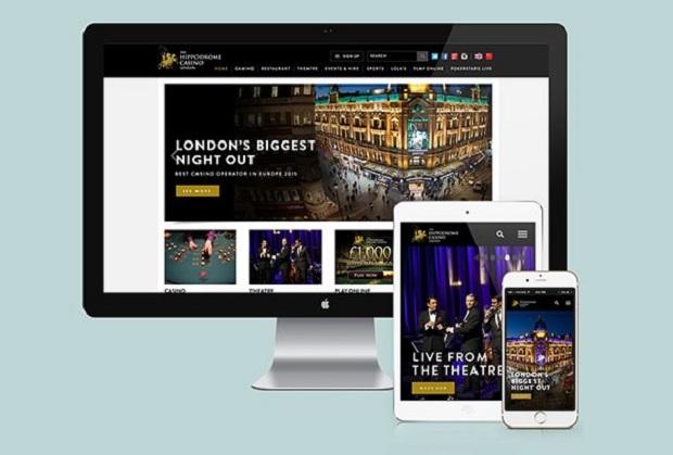 The Hippodrome Online-mobile