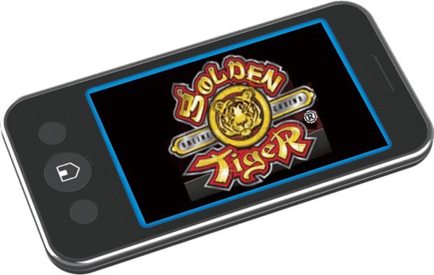 Golden Tiger Casino-mobile version