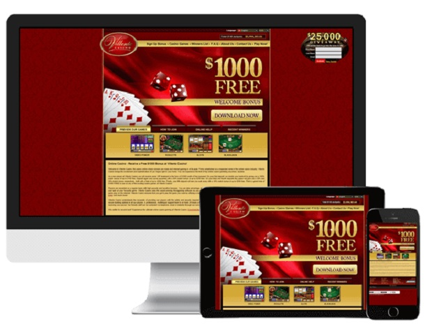 Villento Casino-mobile-version