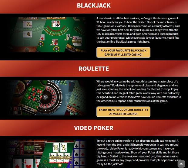 Villento Casino-online-version-games-before-register
