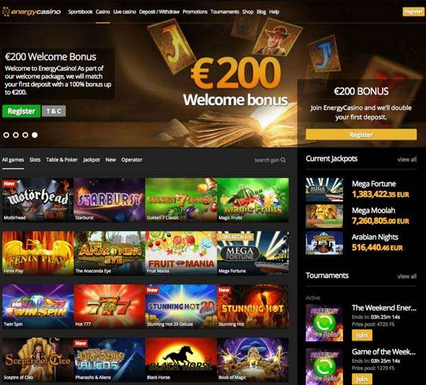 energycasino.com reviews of gamblers