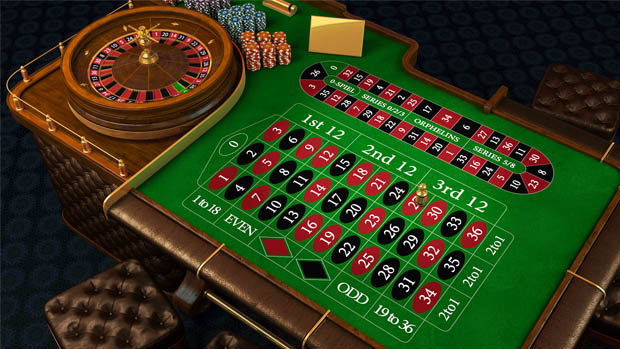 Roulette rules of the game