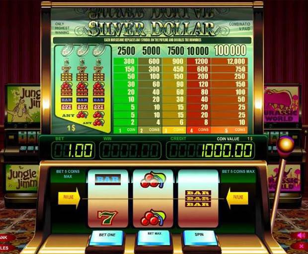 Slot machine reviews