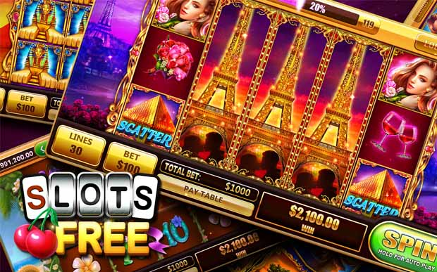 Free slots in the casino