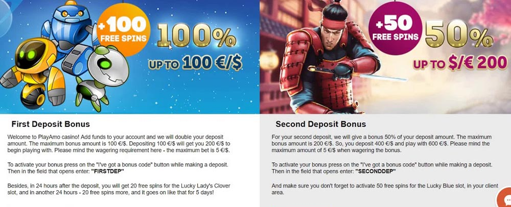 Casino bonuses rules for obtaining