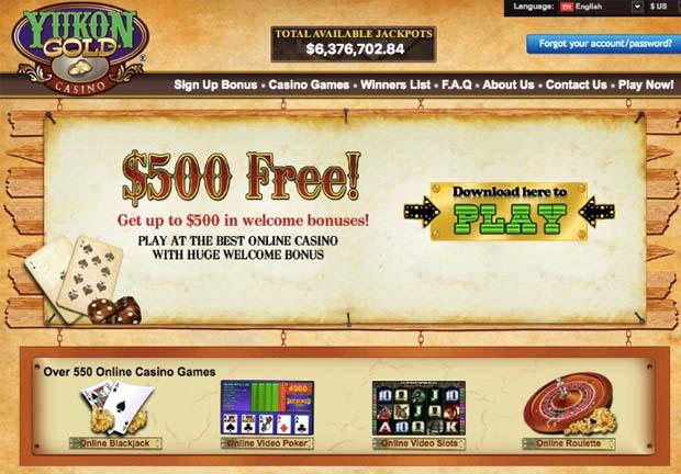 Casino types of no deposit promo