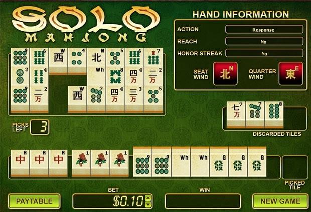 Mahjong casino